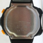 photo of Seiko-cross-training-s610 back view
