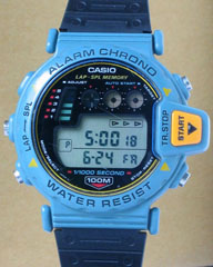 photo of casio-cbx-1000 front view sm