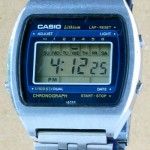 photo of casio-95qs-31 front view