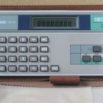 photo of casio-calculator-checkbook-cb-80 front view 1