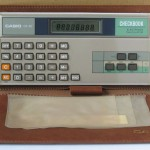 photo of casio-calculator-checkbook-cb-80 front view 2