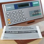 photo of casio-calculator-checkbook-cb-80 front view sm