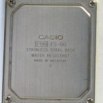 photo of casio-film-world time-fs-00 back view