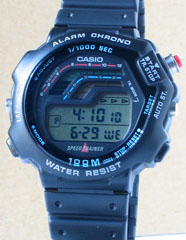 photo of casio-str-1000-speed-trainer front view 2