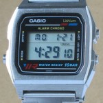photo of casio-w-780 front view