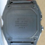 photo of casio-w-780 back view