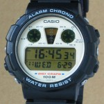 photo of vintage casio-digi-graph-DGW-30 front view