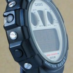 photo of vintage casio-digi-graph-DGW-30 side view 2