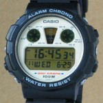 photo of vintage casio-digi-graph-DGW-30 front view sm