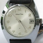 photo of vintage-school-time-watch-by-seiko front view
