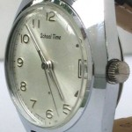 photo of vintage-school-time-watch-by-seiko side view 1