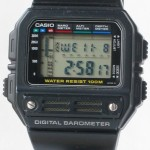 photo of vintage casio-bm-100wj front view