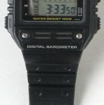 photo of vintage casio-bm-100wj band view