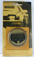 photo of NOS vintage citizen-navigation-system-stop-watch front view 3 sm