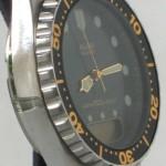 photo of Nos vintage ladies Alba dive digital/analog watch side view 2