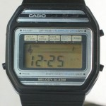 photo of vintage casio-melody-alarm-82M22 front view 3