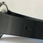 photo of vintage casio-melody-alarm-82M22 band view