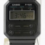 photo of vintage-casio-f-100 front view 1