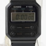 photo of vintage-casio-f-100 front view 2