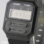 photo of vintage-casio-f-100 side view 1