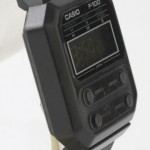 photo of vintage-casio-f-100 side view 2