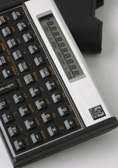 photo of vintage-hp-hewlett-packard-15c-calculator front view 1 sm