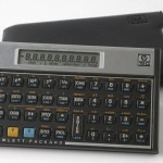 photo of vintage-hp-hewlett-packard-15c-calculator front view 2