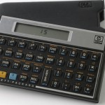 photo of vintage-hp-hewlett-packard-15c-calculator front view 3