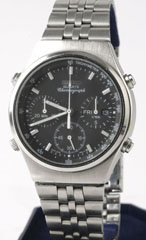 photo of seiko-quartz-chronograph-7A38-7270 front view sm