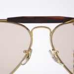 photo of NOS Ray-Ban Tortuga-Outdoorsman-sunglasses-58 mm-L1704. back view 2