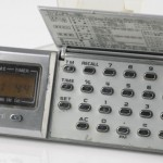 photo of vintage-casio-calculator MQ-2 front view 1