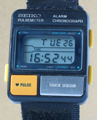 photo of vintage-seiko-pulsemeter-s229-5001 front view 1 sm
