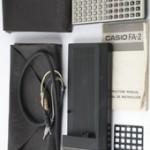 photo of casio-fx-702p-calculator-fa-2-cassette-interface 13