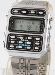 photo of vintage-casio-cd-401-data-bank front view sm