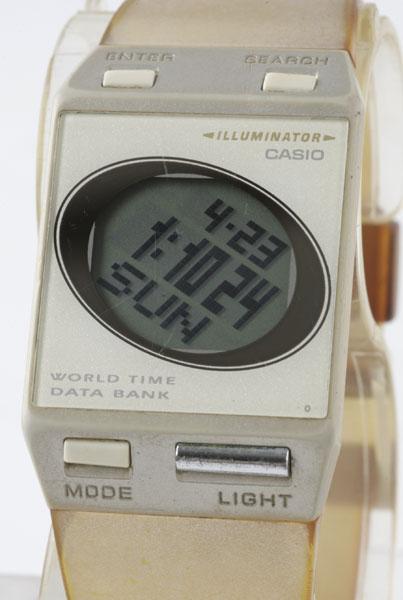 Vintage Casio Film World Time Data Fs 00 Bangkokjunkman Com