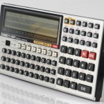 photo of vintage-casio-fx-880p-calculator side view 1