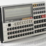 photo of vintage-casio-fx-880p-calculator side view 2