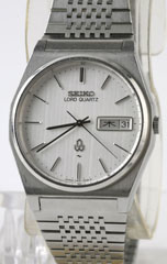 photo of vintage seiko-lord-quartz-7143-7020 front view sm