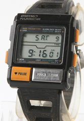 photo of vintage-seiko-pulsemeter-s234-5010 front view sm