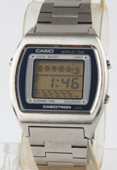photo of vintage-casio-casiotron-world-time-29cs-11 front view sm