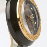 photo of vintage-citizen-bakelite-art-deco-auto side view 2