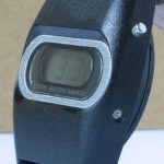 photo of vintage-texas-instruments-digital-watch-space-age-look side view 1