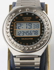 photo of nos-new-citizen-calculator-round front view 1 sm
