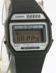 photo of casio-melody-alarm-82h108 front view 1 sm
