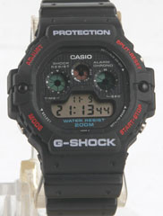 photo of-vintage-casio-g-shock-dw-5900 front view sm