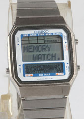 photo of seiko-D409-5009-memory-watch-front view 1 sm