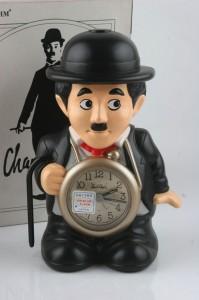 nos rhythm charlie chaplin clock-1