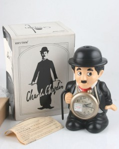 nos rhythm charlie chaplin clock-3